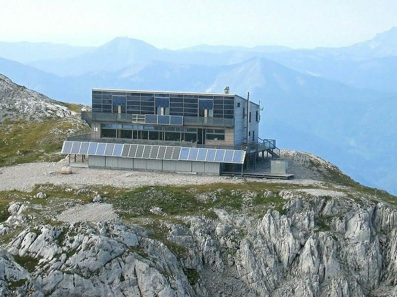 einzigartiges Passivhaus ins Gebirge