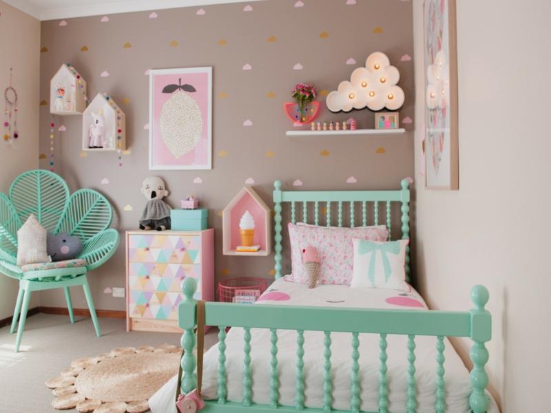 bilder kinderzimmer retro bibkunstschuur. Black Bedroom Furniture Sets. Home Design Ideas
