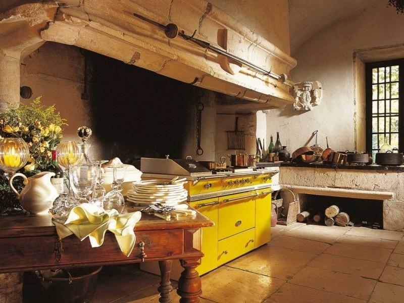 pfirsichfarne in der provence küche
