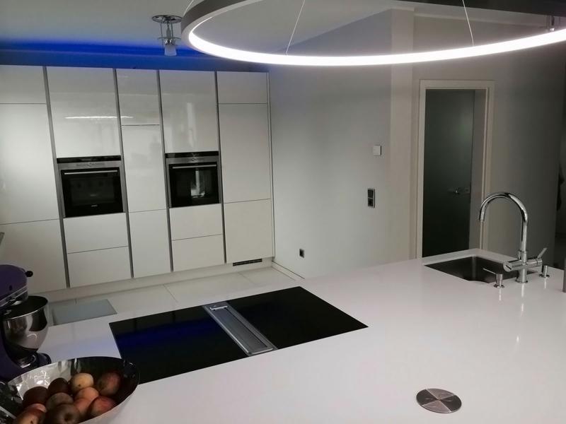 k chenideen f r beleuchtung beleuchtung k che zenideen. Black Bedroom Furniture Sets. Home Design Ideas