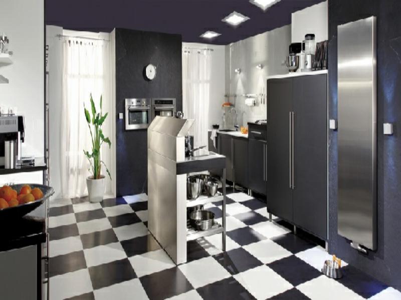 Schach in der Küche