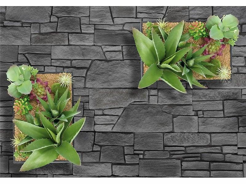 vertikaler garten pflanzen vertikal anbauen. Black Bedroom Furniture Sets. Home Design Ideas