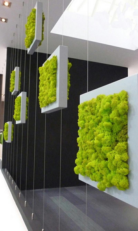 vertikaler garten h ngende g rten pflanzen vertikal. Black Bedroom Furniture Sets. Home Design Ideas