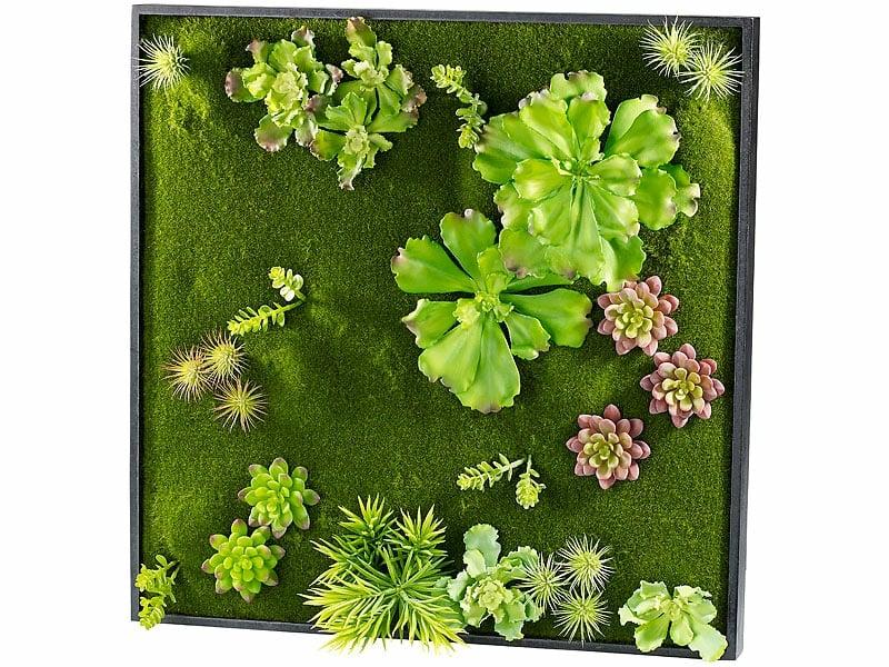 vertikaler garten pflanzen vertikal anbauen wandverkleidung zenideen. Black Bedroom Furniture Sets. Home Design Ideas