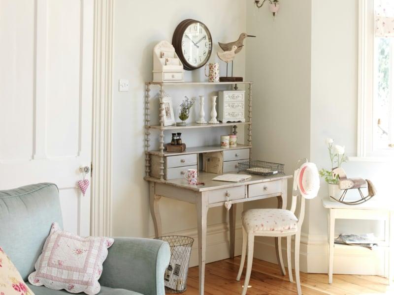 wohnungseinrichtungen im vintage stil innendesign m bel. Black Bedroom Furniture Sets. Home Design Ideas