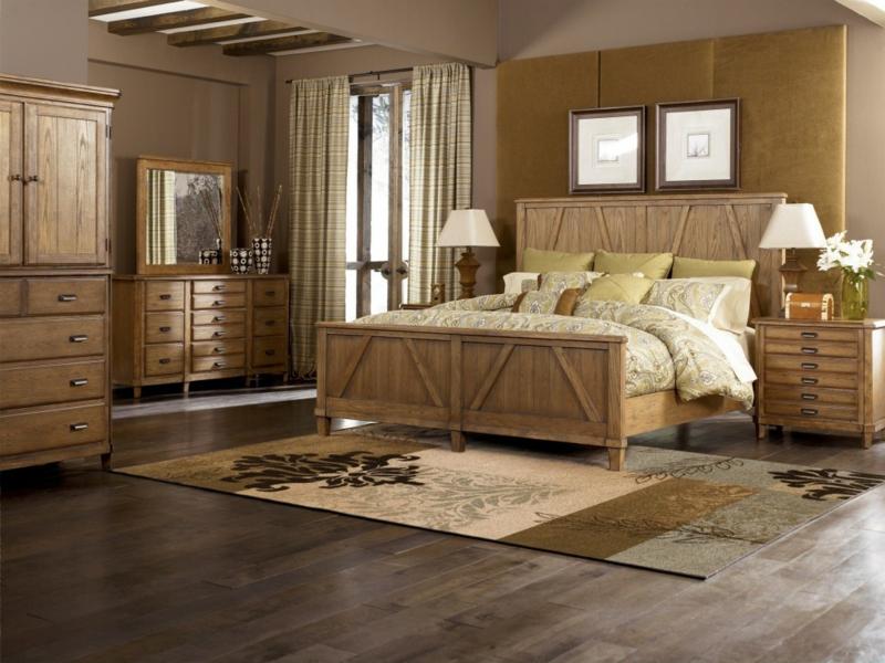 schlafzimmer im vintage stil