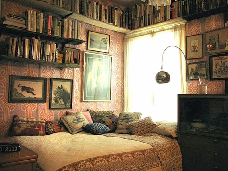 tapete für vintage atmosphäre