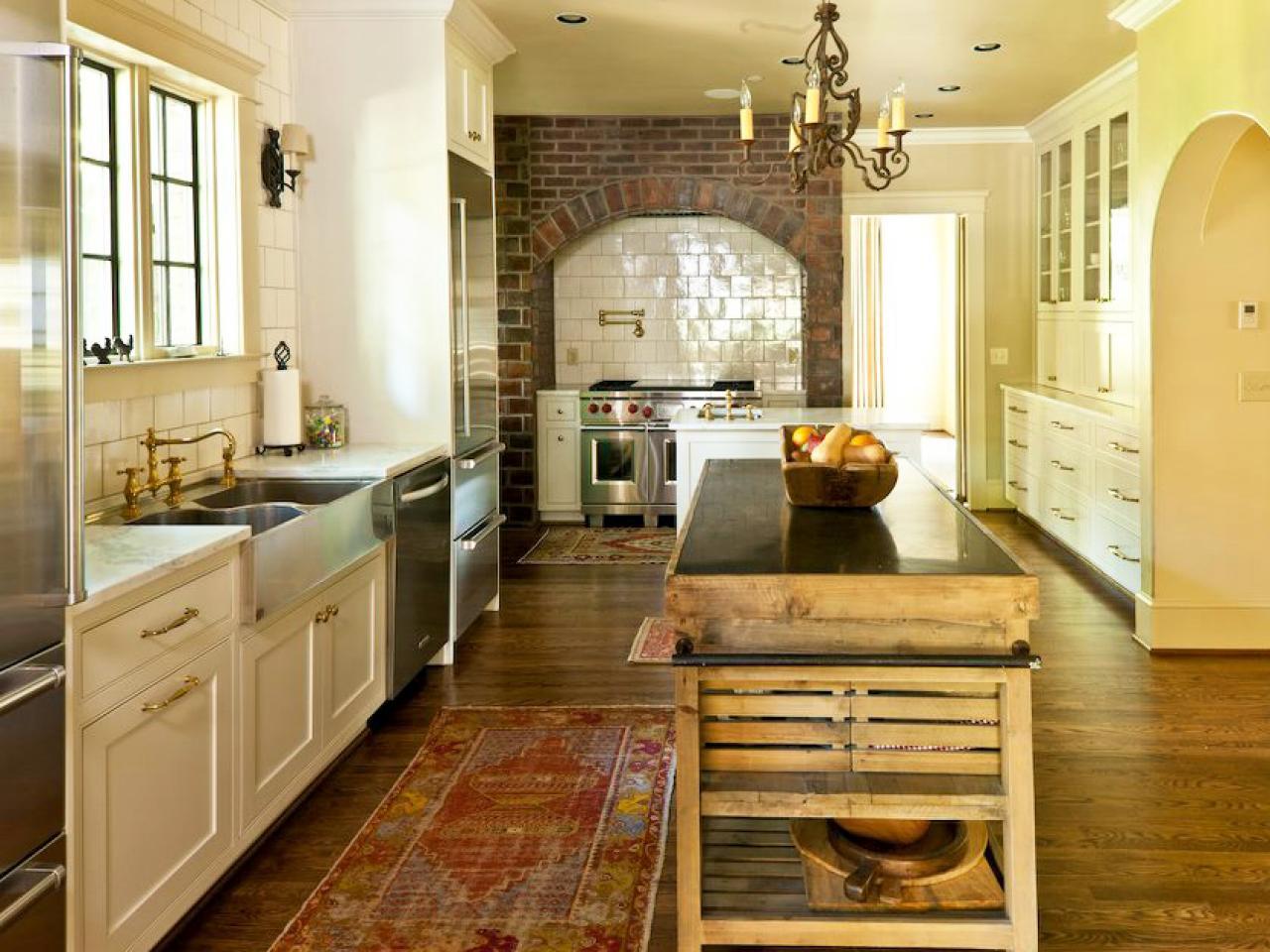 Wohnideen für eine Provence Küche - Innendesign, Küche - ZENIDEEN