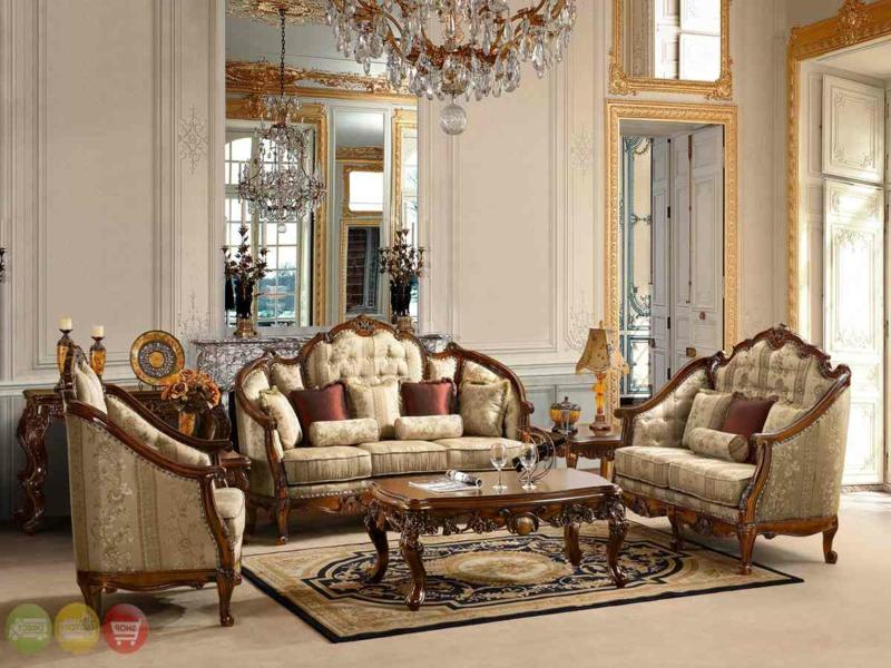 wohnungeinrichtungen und luxus im vintage stil
