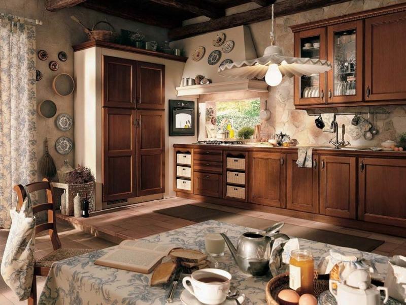 retro küche wohnungseinrichtungen