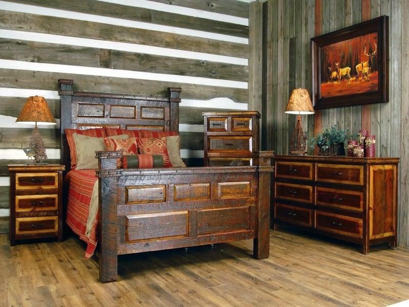 rustikstil bei den vintage wohnungseinrichtungen