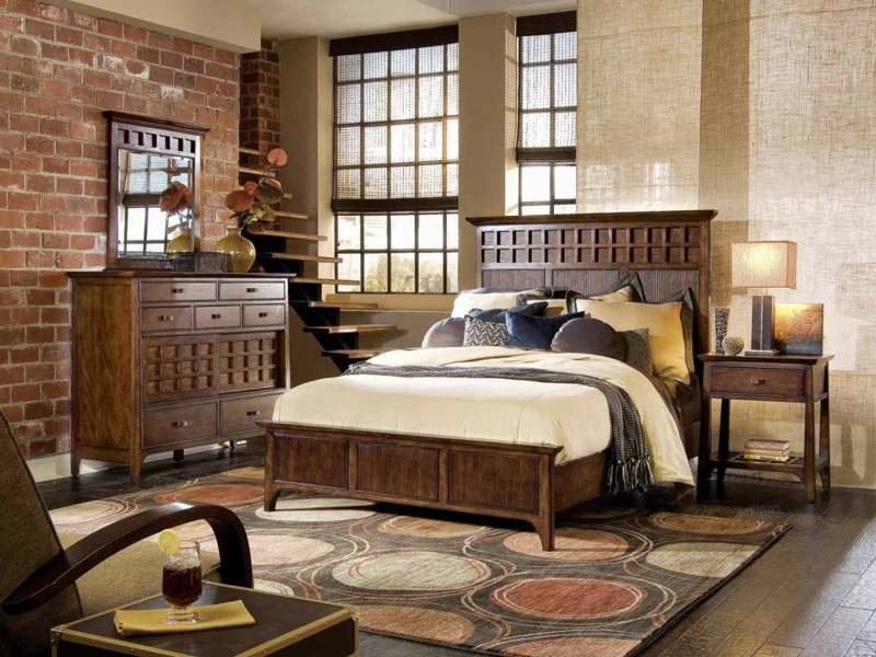 schlafzimmer nach vintage wohnungseinrichtungen