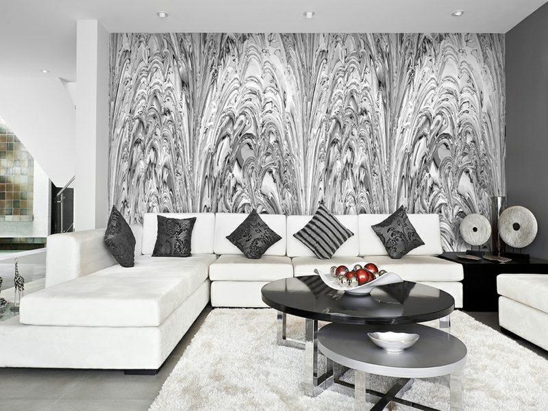 Innendesign Wohnzimmer Design : Wohnzimmer inspiration in graunuancen innendesign