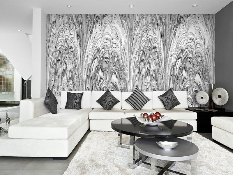 Good Rot Und Wohnzimmer Inspiraiton With Innendesign