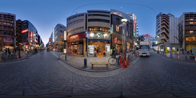 Fotoshooting Ideen 360 Grad