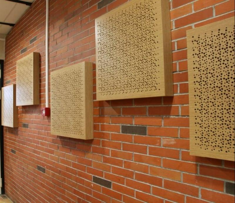 akustikplatten Holz