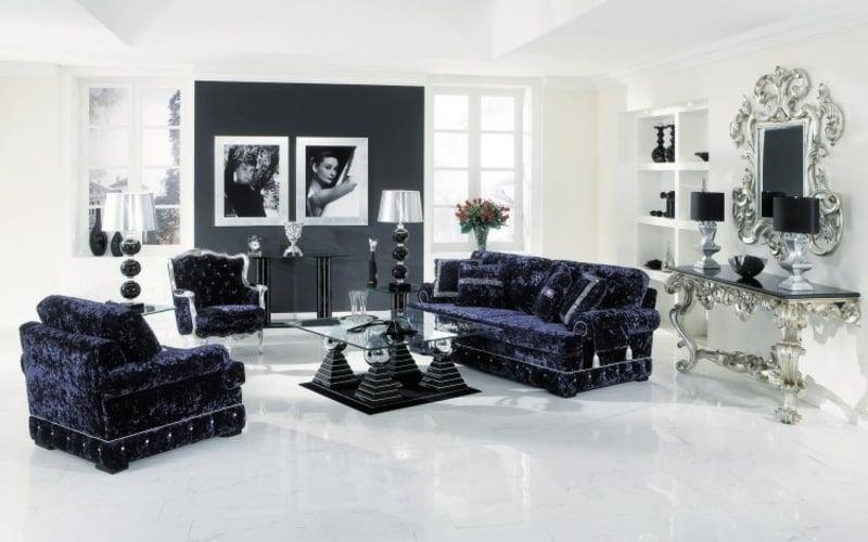 Barock Möbel als Teil der modernen Einrichtung