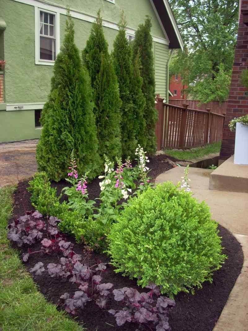 Terrassenbepflanzung Ideen