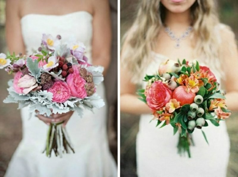 ausgefallener Brautstrauß