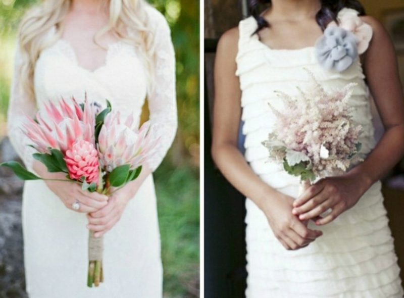 Hochzeitsstrauß Ideen und Inspirationen