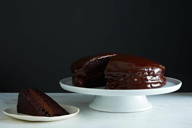 Chocolate Cake vegane torten