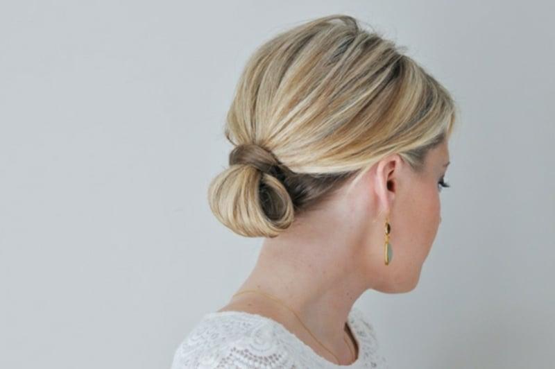 Damenfrisuren schulterlange Haaren