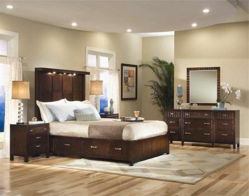 modernes Feng Shui Schlafzimmer