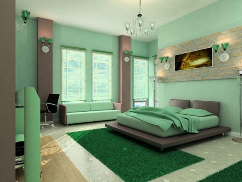 de.pumpink.com | wohnzimmer farbe dunkelrot - Feng Shui Schlafzimmer 8 Tipps