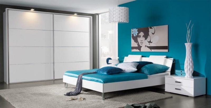 Feng Shui Schlafzimmer Blau