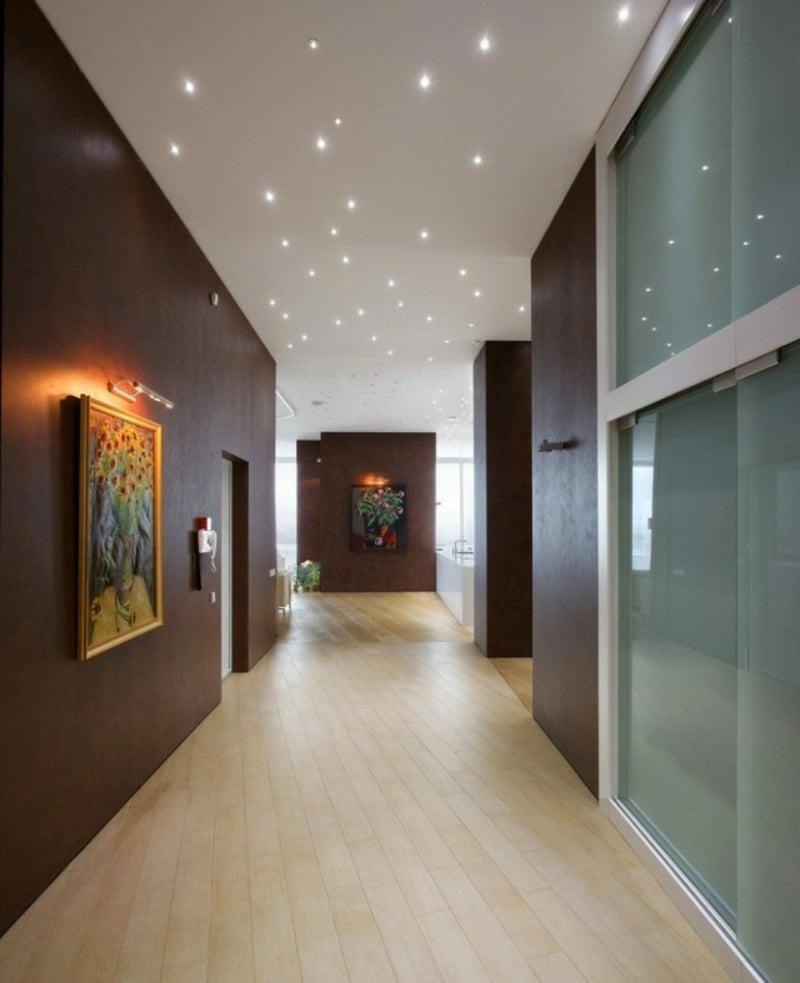 Flur LED-Beleuchtung