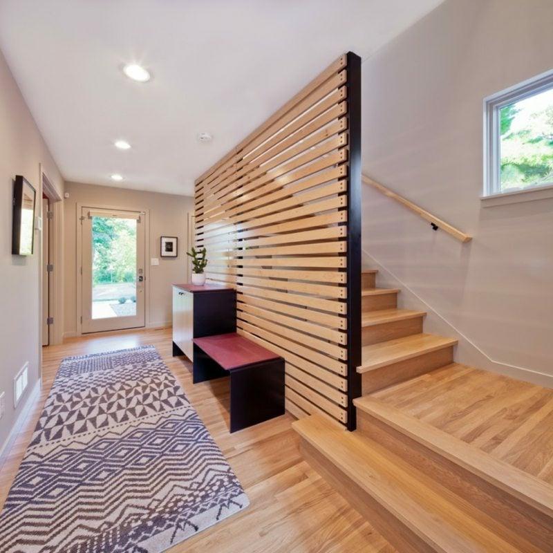 U Home Interior Design Forum: 40 Ideen Für Kreative Farbgestaltung Im Flur