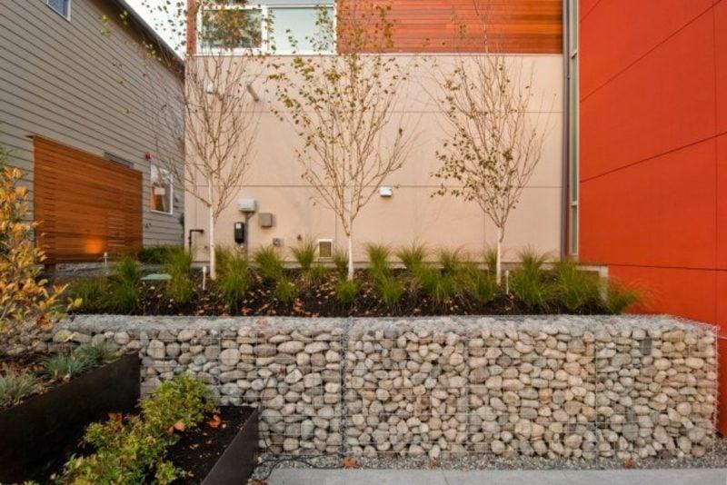 kreative Gestaltung des Gartens