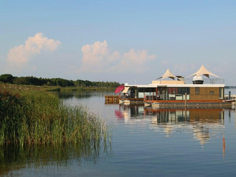 Hausboote Goitzsche Resort