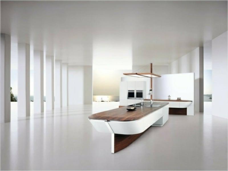 designer moderne kücheninsel