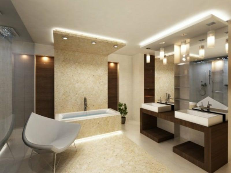 interesannte idee für badbeleuchtung