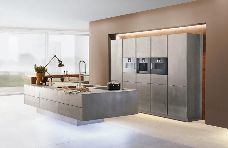 Küchenmarken Zeyko Metal