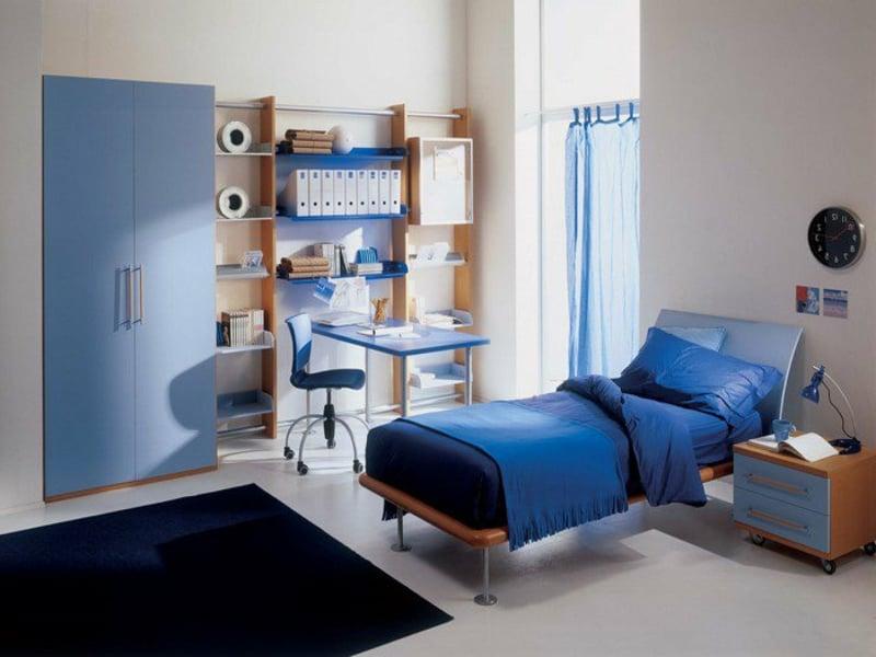 moderne dekoration im jungenzimmer