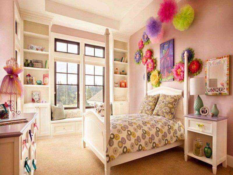 pastellfarben im mädchenzimmer