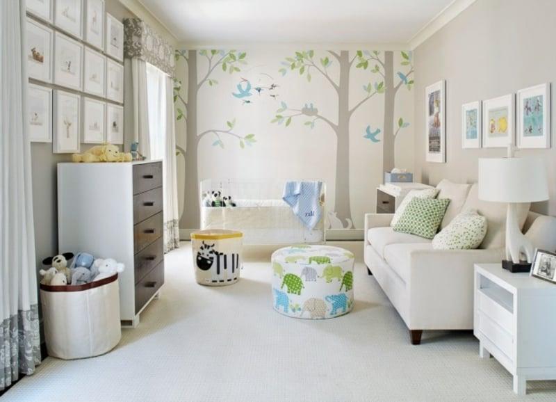 Ideen zur Kinderzimmergestaltung