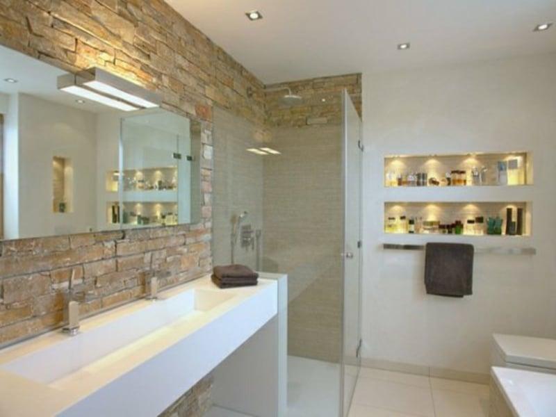 tendenzen bei der badbeleuchtung badezimmer beleuchtung zenideen. Black Bedroom Furniture Sets. Home Design Ideas
