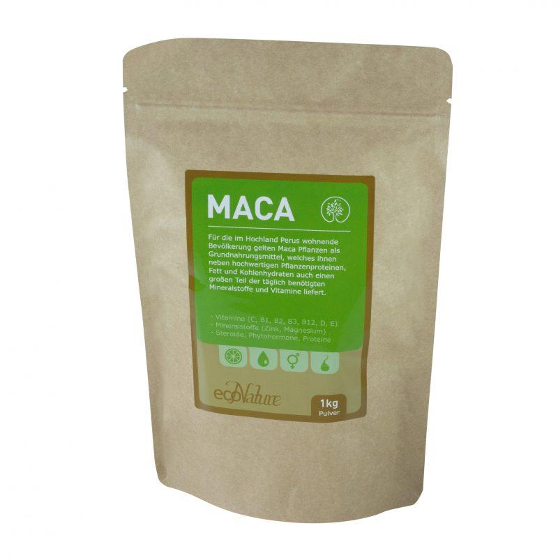 Bioprodukte Maca Pulver