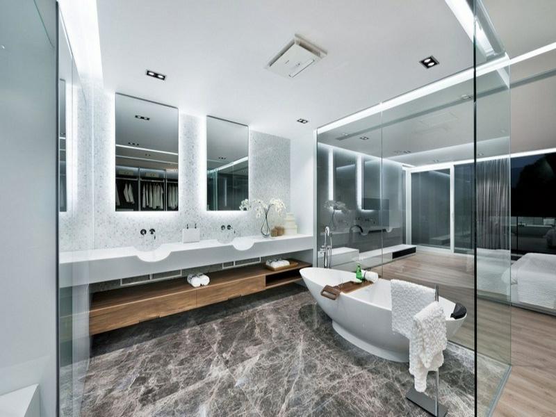 butne marmorfliesen im bad