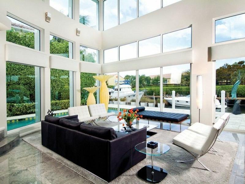 moderne ideen für marmorfliesen im wohnzimmer