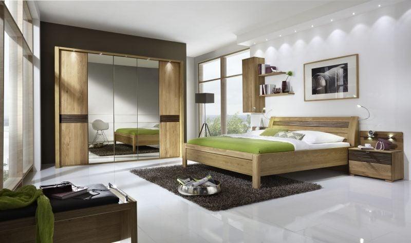 Schlafzimmer nach Feng Shui