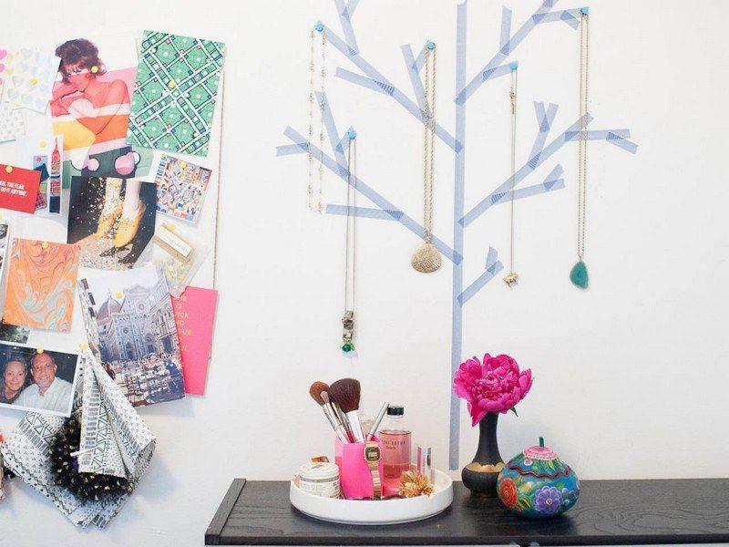 schmuckst nder selber machen 20 kreative ideen. Black Bedroom Furniture Sets. Home Design Ideas