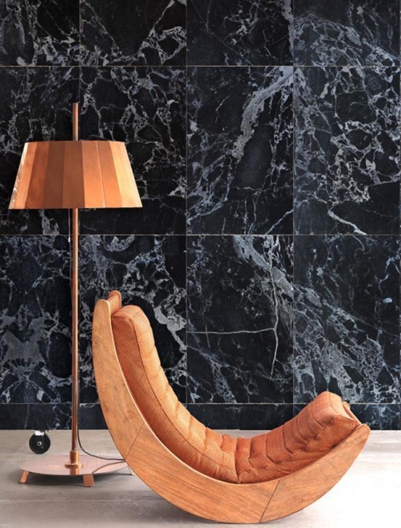 Stein Tapete Marmor