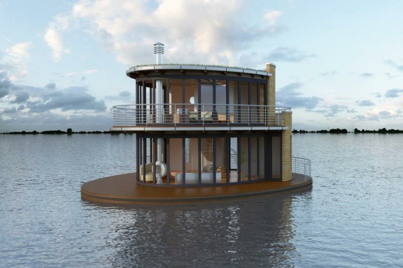 Tchibo-Hausboot