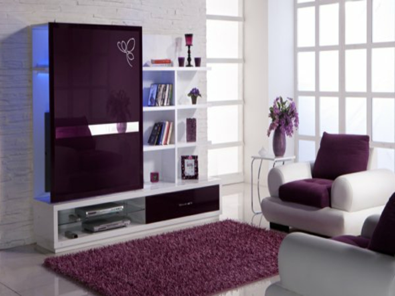 50 Ideen fürs Wohnzimmerteppich - Teppiche & Matten, Wohnzimmer ...