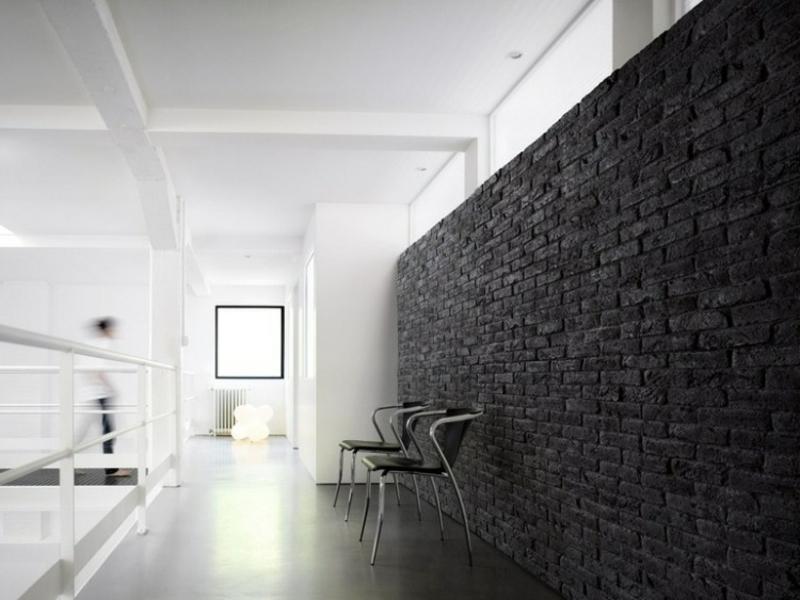 Verblendsteine steinoptik bei Wandgestaltung