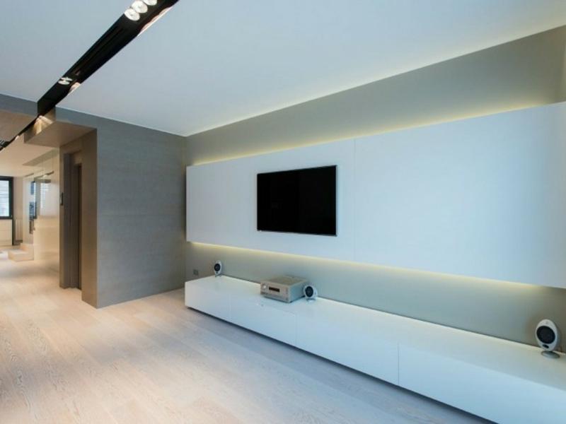 hinterbeleuchtung im wohnzimmer